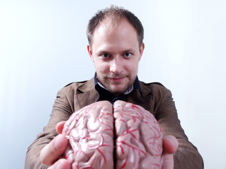 Mózg w kinie, rozmowa z neurokognitywistą dr hab. Mateuszem Golą
