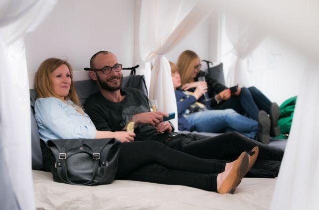 Wykłady w łóżku – filmoterapia podczas Festiwalu Transatlantyk