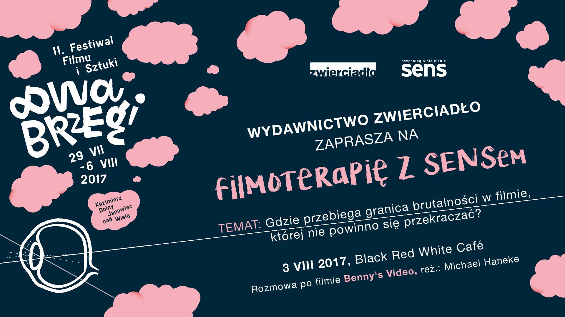 Filmoterapia na Festiwalu Dwa Brzegi