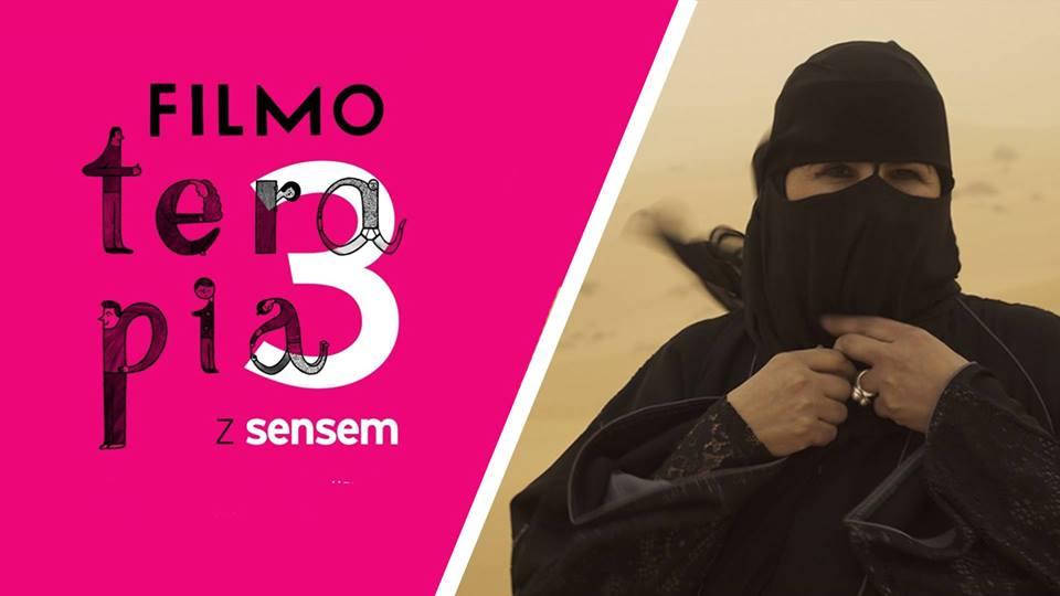 Poetka z Arabii | Filmoterapia z Sensem 3